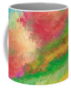 The Journey Coffee Mug by Deborah Benoit