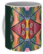 The Joy Of Design V Arrangement Hanging In The Balance Coffee Mug