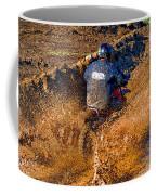 The Joy Of Mud Coffee Mug