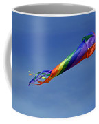 The Kaleidoscope Kite Coffee Mug by Rod Johnson