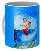 The Kayak Racer 10 Coffee Mug