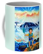 The Kayak Racer 5 Coffee Mug