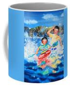 The Kayak Racer 7 Coffee Mug