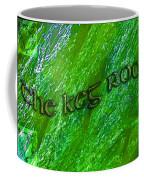 The Keg Room With Harps Coffee Mug