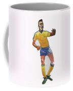 The King Pele Coffee Mug