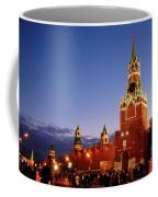 The Kremlin In Moscow Coffee Mug