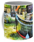 The Lady Daphne  Coffee Mug
