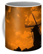 The Land Of Orange Coffee Mug by Carol Groenen