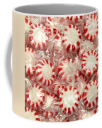 The Land Of Peppermint Candy Square Coffee Mug