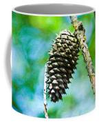 The Last Acorn Coffee Mug