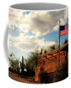 The Last Outpost Old Tuscon Arizona Coffee Mug