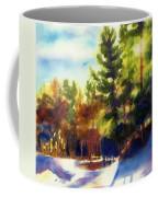 The Last Traces II Coffee Mug