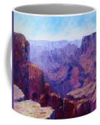 The Ledge Coffee Mug