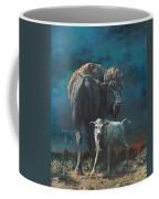 The Legend Begins Coffee Mug