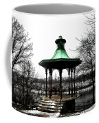 The Lemon Hill Gazebo - Philadelphia Coffee Mug by Bill Cannon