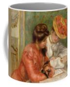 The Letter  Coffee Mug