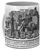The Liberator Masthead Coffee Mug