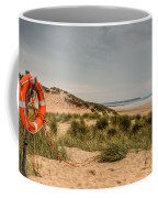 The Lifebelt Coffee Mug by Steve Purnell