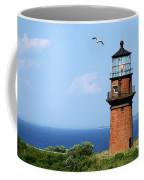 The Lighthouse On Martha's Vineyard Coffee Mug