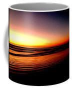 The Lines Of Sunrise  Coffee Mug