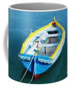 The Little Boat. Coffee Mug
