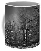 The Loading Pen Coffee Mug by Ron Cline