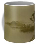 The Lodge In The Mist Coffee Mug