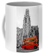 The London Bus Coffee Mug