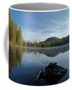 The Lone Log Coffee Mug