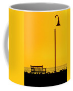 The Long Wait Coffee Mug by Karen Wiles