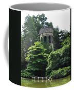 The Longwood Gardens Castle Coffee Mug