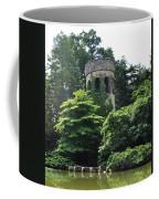 The Longwood Gardens Castle Coffee Mug
