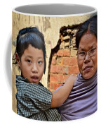 The Love Is Obvious Coffee Mug