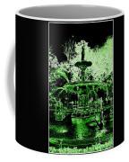Green Savannah Coffee Mug