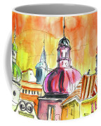 The Magical Roofs Of Prague 01 Bis Coffee Mug