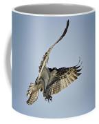 The Magnificent Osprey  Coffee Mug