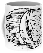 The Man In The Moon Coffee Mug by Granger