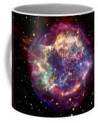 The Many Sides Of The Supernova Remnant Coffee Mug by Nasa