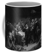 The Mayflower Compact, 1620 Coffee Mug
