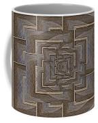 The Maze Within Coffee Mug