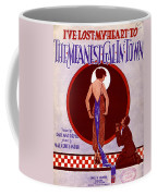The Meanest Gal In Town Coffee Mug