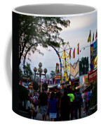 The Midway Lights Up Coffee Mug