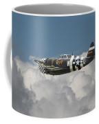 P47 Thunderbolt - The Mighty Jug Coffee Mug