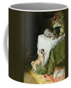 The Mischievous Tabbies Coffee Mug
