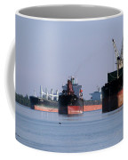 The Mississippi River Coffee Mug