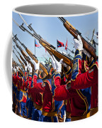 The Mongolian State Honor Guard Coffee Mug