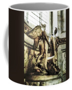 The Monument To Captain Richard Rundle Burges Coffee Mug
