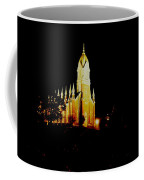 The Morman Temple In Brigham City Coffee Mug