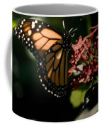 The Morning Monarch Coffee Mug
