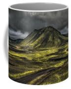 The Mountain Pass Coffee Mug by Evelina Kremsdorf